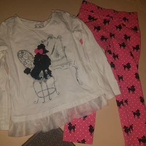 The Children's Place outfit 3t worn once
